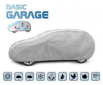 PLACHTA NA AUTO BASIC GARAGE hatchback/kombi, D. 430-455 cm