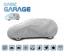 PLACHTA NA AUTO BASIC GARAGE hatchback, D. 380-405 cm