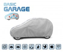 PLACHTA NA AUTO BASIC GARAGE hatchback, D. 320-332 CM